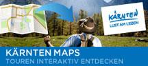 Kärnten Maps