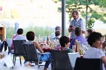 Großansicht Essen & Trinken auf der Terrasse