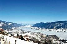 Großansicht Urlaub im Winter am Ossiacher See