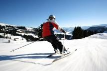 Großansicht Skifahren in Kärnten