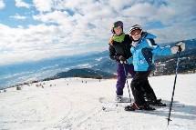 Großansicht Skifahren / Snowboarden