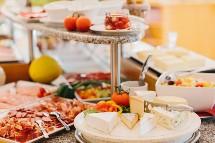 Großansicht Frühstücksbuffet im Hotel Seerose