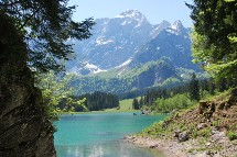 Großansicht Wandern am Ossiacher See