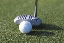 Großansicht Golfen im vier Sterne Hotel
