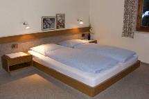 Großansicht FeWo A - Schlafzimmer