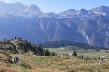 Alpenglühen - Wanderwoche