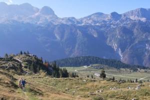 Alpenglühen - Wanderwoche Single